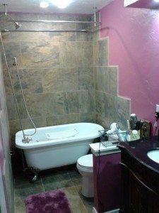 tub shower