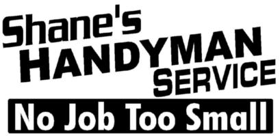 Shane's Handyman Service Logo